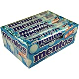 Mentos The Chewy Mint Candy - Mint Flavor 1.32oz Rolls - 15 Rolls