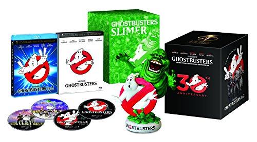 『ゴーストバスターズ』30周年記念BOX スライマーフィギュア付...[Blu-ray/ブルーレイ]