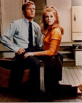 Jane Fonda Robert Redf...