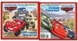 Frank Berrios Off-Road Racers!/Crash Course! [With Sticker(s)] (Disney/Pixar: The World of Cars)