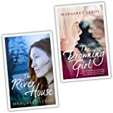 Margaret Leroy Margaret Leroy 2 Books Collection Pack Set RRP: £14.98 (The Drowning Girl (MIRA), The River House (MIRA))