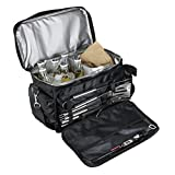 Teikis - BBQ Grilling Tool Set with Insulated Water Proof Cooler Bag