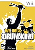 echange, troc We Rock : Drum King (Wii) [Import anglais]