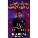 "51nYjgizn2L. SL160 OU01 SS160  Q Strike: The Q Continuum #3 (Star Trek: The Next Generation Book 49) (Kindle Edition) newly tagged ""star trek"""