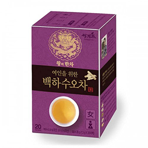 Queen'S Tea, 20Tbs Polygonum Multiflorum-Angelica Sinensis Tea / He Shou Wu-Dong Quai, Hormon Balance Woman'S Energy