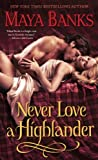 Never Love a Highlander (The Highlanders)