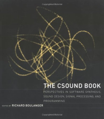 The CSound book