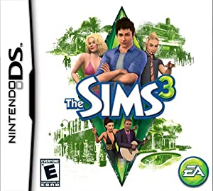 The Sims 3 - Nintendo DS Standard Edition