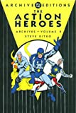 Action Heroes Archives, Vol. 2 (DC Archives Edition) (1401213464) by Steve Ditko