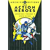 Action Heroes Archives, Vol. 2 (DC Archives Edition) ~ Roger Stern