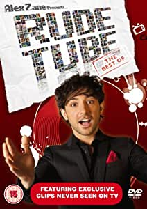 Alex Zane presents The Best of Rude Tube [DVD]