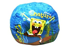 Nickelodeon Bean Bag, SpongeBob Squarepants by Nickelodeon
