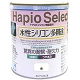 カンペハピオ ハピオセレクト つやあり 白  1.6L