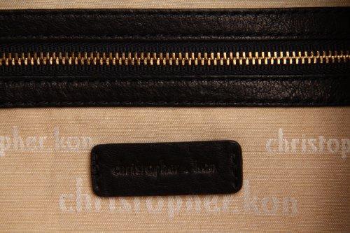 Christopher Kon Gwendolyn Cross Body,Black,One Size