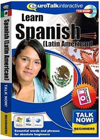 Talk Now Latin American Spanish - Beginner (PC/Mac)