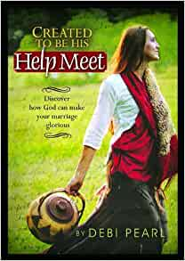 created to be his help meet audiobook