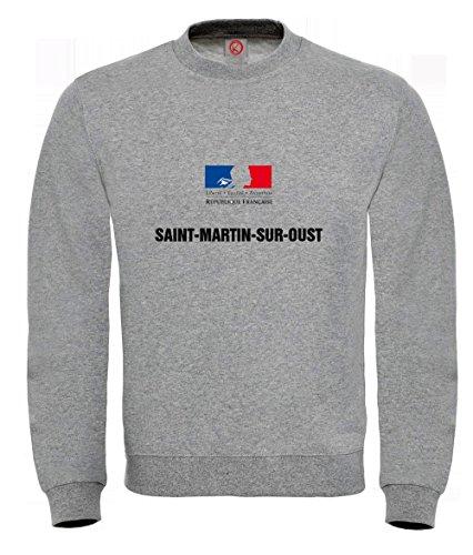 sweat-shirt-saint-martin-sur-oust-gray
