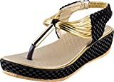 Style World Women's Multi-Colored Synthetic Sandals - 7 UK