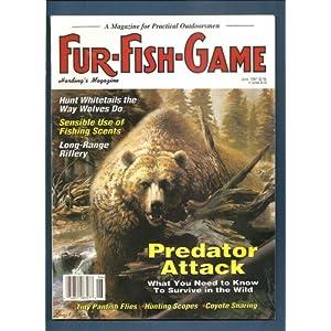 Fish  Game on Fur Fish Game  June 1997 Vol  94 No 6  Mitch Cox  Amazon Com  Books