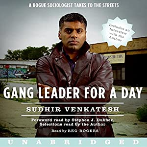 Gang Leader for a Day Audiobook