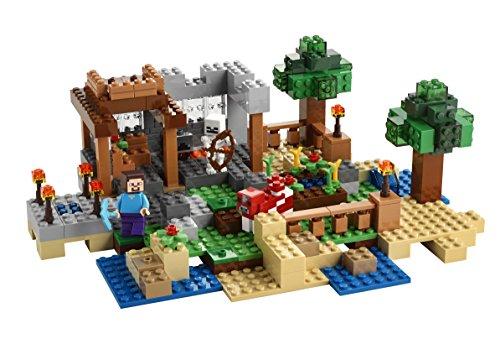 Lego-21116-Minecraft-Crafting-Box