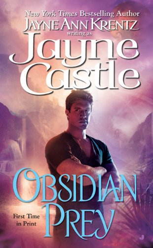 Image of Obsidian Prey (Ghost Hunters, Book 6)