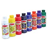 Melissa & Doug Red Poster Paint (8 oz)