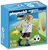 Playmobil 4729 Germany Player