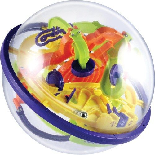 maze in a ball