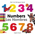 My First Bilingual Book - Numbers (English-French) (French Edition)