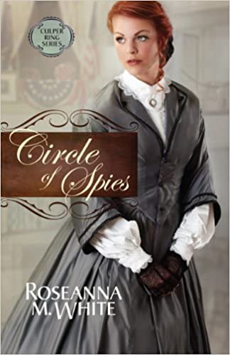 Circle of Spies (Culper Ring Book 3)