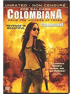 Colombiana: Unrated (Bilingue) (Bilingual)