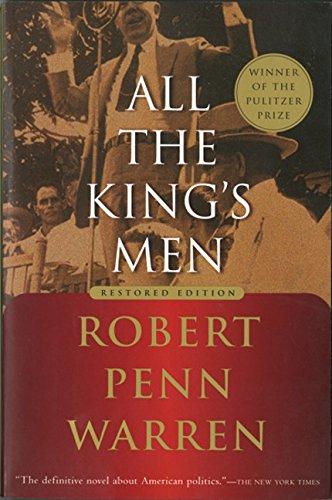 All the Kings Men ISBN-13 9780156012959