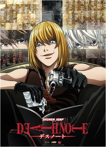 Death Note: Mello Anime Wall Scroll.