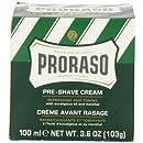 Proraso Pre-shave Cream, Refresh, 3.6 Ounce