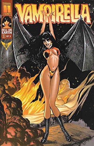 [Vampirella Monthly #12 VF/NM ; Harris comic book] (25 Cents Costume)