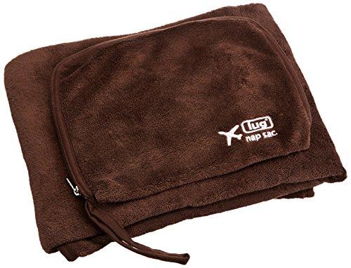 Lug Nap Sac Blanket and Pillow, Chocolate Brown