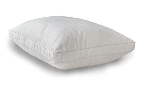 Down Alternative Pillow 100% Cotton Fabric Review