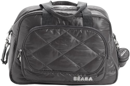 BEABA New York Diaper Bag - Grey - 1