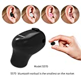 NENRENT S570 Bluetooth Earbud, Smal