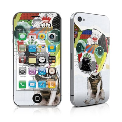 DecalGirl AIP4-CISCO iPhone 4 Skin - Cisco