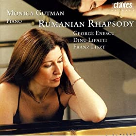 rumanian Rhapsody No. 1 In A Major, Op. 11: Version for Piano (1949)