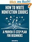 How to Write Nonfiction eBooks: A Pro...