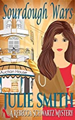 Sourdough Wars (The Rebecca Schwartz Series, Book 2)