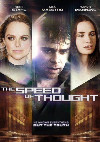 The Speed of Thought (2011) SL VW - Nick Stahl, M�a Maestro, Taryn Manning, Wallace Shawn, Blair Brown, Erik Palladino