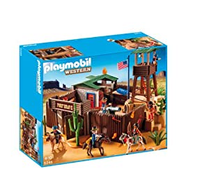 Playmobil Oeste - Fuerte del oeste (5245)