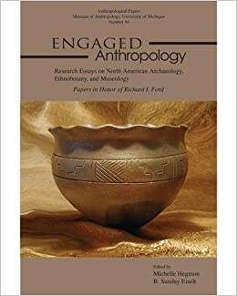 Anthropology research paper