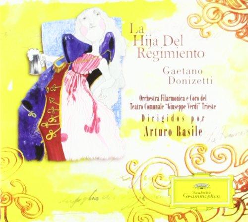 La Hija Del Regimiento - Donizetti - CD