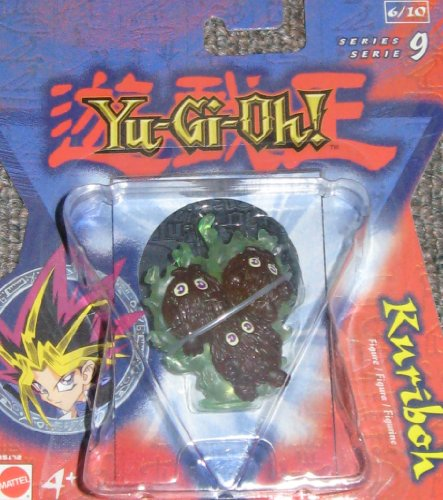 Buy Low Price Mattel YuGiOh Action Figure: Kuriboh – Series 9 (B003T8R8JG)