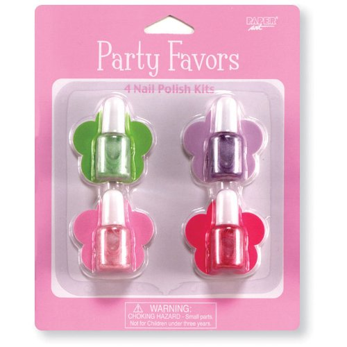 Nail Polish Bottles Fun Sleepover Games And Sleepover: Sleepover Games